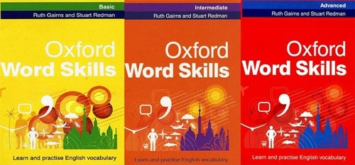 کتاب‌های Oxford Word Skill